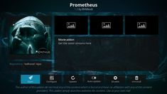Prometheus Kodi Add-on For Movies And TV Shows – Install Guide