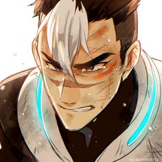 """victory will not come without unwavering resolve"" - Shiro - by hiberrybottle"