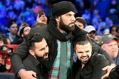 Credibility is key to a Superstar's success in WWE and Sunday night at Clash of Champions, live from Boston, Jinder Mahal 's is on the line as he challenges AJ Styles for the . Clash Of Champions, Wwe Champions, Jinder Mahal, Aj Styles, Face Photo, Wwe News, Wwe Superstars, Challenges, Wrestling