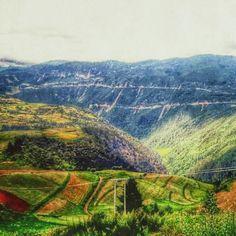 Road to Shangri-La, Yunnan province, China
