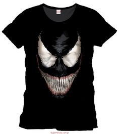 Koszulka Venom - zęby