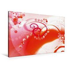 Premium Textil-Leinwand 90 cm x 60 cm quer, Herzenssache - Ich liebe dich Moderne Grafik in 3D-Optik - Eine ganz spezielle Liebeserklärung  #Herzen #Verliebte #Liebesbotschaft #Liebeserklaerung #Verliebte #Valentin #Hochzeitstag #Hochzeitsgeschenk #Wandbild #Verlobung #Ichliebedich #Iloveyou #forever #Gefuehle #Liebe #love