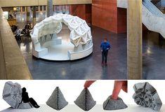 Bowooss sommerpavillon an der schule f r architektur for Innenarchitektur innsbruck studium