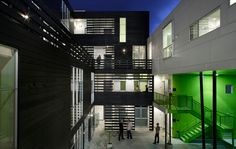 Atriums & Courtyards