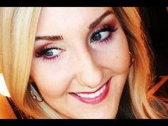 Colorful Autumn Makeup Tutorial   Beautiful eye shadow look :) Excited to do it! Perfect for blue eyes.
