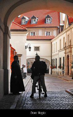 Sigfrid López - Stare Miasto Warsaw, Poland