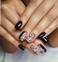 Manicure, Pedicure Nail Art, Colorful Nail Designs, Toe Nail Designs, Gorgeous Nails, Pretty Nails, Toe Nails, Pink Nails, Cute Nail Art