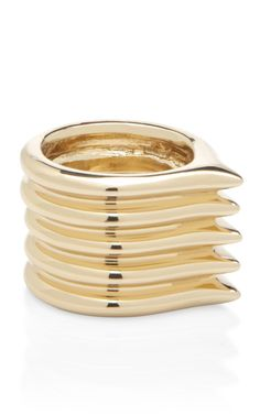 Rings add in interesting accessories to a wardrobe of maternity basics.  Spend a lot or spend a little but the glimmer of gold adds something special to even the simplest ensembles.