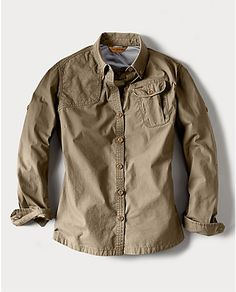 Palouse Shooting Shirt | Eddie Bauer