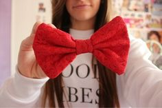 Learn how to make your very own hair bow!