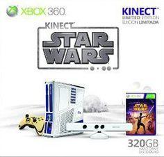 Xbox 360 and Star Wars Bundle