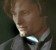 Viggo Mortensen as Caspar Goodwood in The Portrait of a Lady