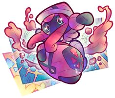 """The Psychic/Fairy Alolan guardian. Have you read their descriptions? """"There is a legend which says that long ago Tapu Lele once brought an end to war between the islands of Alola by sc. Pokemon Room, Pokemon Fan, Cute Pokemon, Pokemon Stuff, Manga, Chibi, Moon Art, Cool Pictures, Art Projects"""