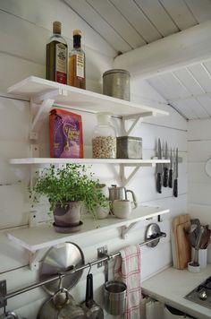 New Kitchen, Kitchen Ideas, Bathroom Medicine Cabinet, Modern, Shelves, Inspiration, Kitchens, Rest, Home Decor