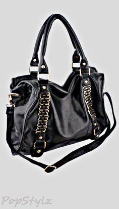 0f5e7f5ddce MG Collection EIDER Handbag Shoe Bag