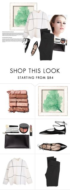 """""""Home"""" by nediam ❤ liked on Polyvore featuring Bobbi Brown Cosmetics, George J. Love and Paige Denim"""