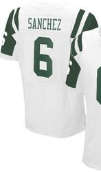 Nike Mark Sanchez New York Jets Youth Game Jersey - White