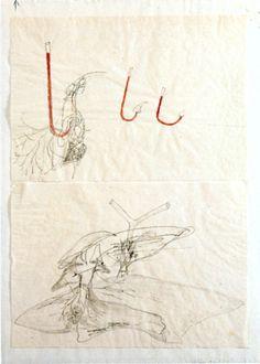 Joseph Beuys / Ohne Titel (Hörner), 1961