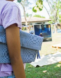 Ilocos Travel Find: Binakol Woven Textile Purse Material: Binakol textile from Ilocos + high quality gold zipper Ilocos, Textiles, Purse, Zipper, Gold, Travel, Shopping, Bag, Viajes