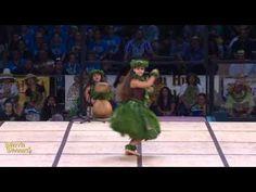 2013 Queen Lili'uokalani Keiki Hula Competition-Hula Kahiko-Halau Hula Olana - YouTube