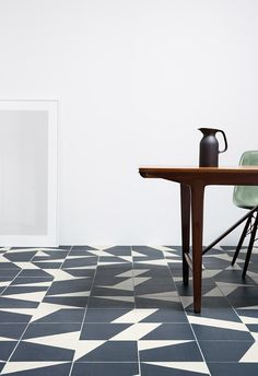 tiles / Mutina puzzle Anglesey