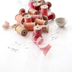 Luxurious ribbons and accessories from Studio Carta 🎀 The prettiest ribbons around! . #studiocarta #ribbon #ribbonbows #giftwrapping #prettypresents #stylishstationery #giftinspo Wood Spool, Ribbon Bows, Ribbons, Metallic Thread, Weaving, Stationery, Presents, Gift Wrapping, Place Card Holders
