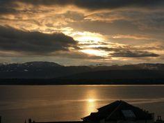 Taaaan deli!! Swiss lover , miss that view..