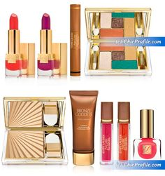 Estee Lauder Summer 2013 Bronze Goddess Collection - Official Info   Promo  Photos e1d2afa0fa189
