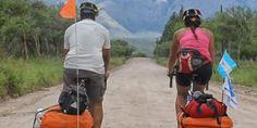 La vuelta al mundo en bici  www.viajerodelosvientos.com  Exclusivo DiarioVeloz.com - La vuelta al mundo en bicicleta: Más viajeros que el viento