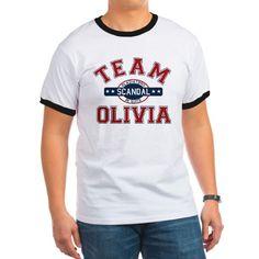 Scandal Team Olivia T on CafePress.com