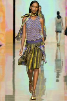 Just Cavalli Spring 2015 Ready-to-Wear - Collection - Gallery - Look 18 - Style.com