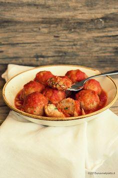 Polpette di cannellini, olive e prezzemolo - Una V nel piatto - Ricette Vegane…