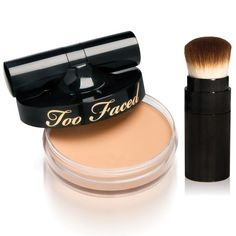 This is the first complete coverage Beauty Balm that evens skin tone and banishes imperfections with an air-buffed second skin finish! Too Faced Air Buffed BB Creme Complete Coverage SPF 20 Kiss Makeup, Love Makeup, Makeup Tips, Hair Makeup, Quick Makeup, Makeup Ideas, All Things Beauty, Beauty Make Up, Beauty Balm