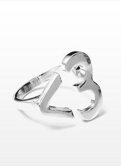 <3 ring