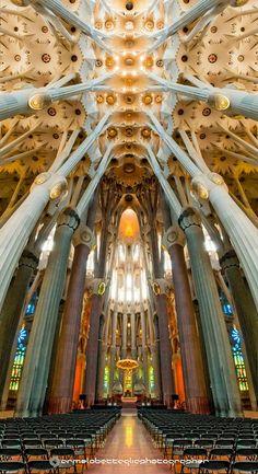 Holy Family Church - Gaudí (genious)  (© Car Bat Designer)