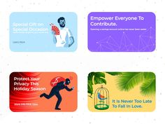 Promotional Card Design designed by Sandeep Mandloi™. Connect with them on Dribbble; Special Gifts, Social Media Marketing, Promotion, Concept, Learning, Ads Banner, Projects, Cards, Design