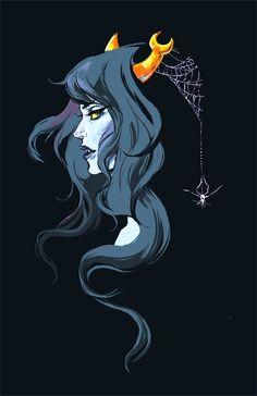 vriska by marika.deviantart.com on @DeviantArt