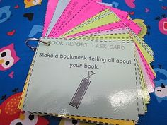 Literacy Work Stations.   # Pin++ for Pinterest #