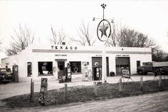 vintage service stations | Yet Another Small Town Moment - Page 7 - City-Data Forum