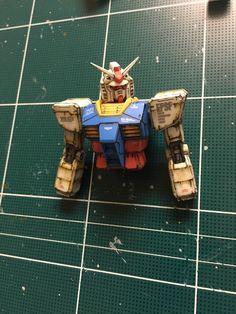 Gundam -ramen piicking