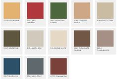 FALLINGWATER® Color Series by Voice of Color