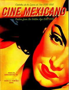 Book cover - Mexican vintage movie posters