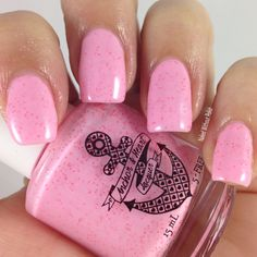 Anchor & Heart Lacquer Melty Ice Cream @tarynjshaw
