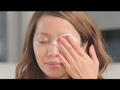 DIY Makeup Remover (TIP: Always remove your makeup before you sleep as leaving makeup on causes premature aging)