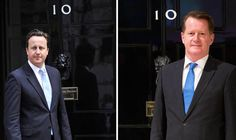 You're not David Cameron are you? Dominic Midgley reveals life as Cameron's doppelganger