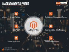 #DigiLantern believes in providing customized digital solutions to businesses in any industry of small and big sizes. Which is why we provide our clients with the best open source, cloud based #Ecommerce platforms like #Magento that offers advanced marketing, search-engine optimization and catalogue-management tools.