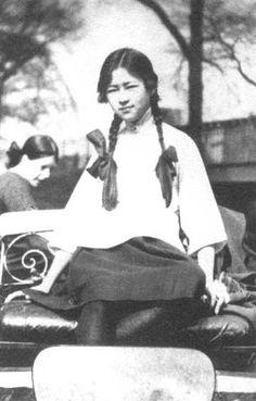 Lin Huiyin 林徽因(1904-1955)