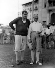 1930 Golfing attire