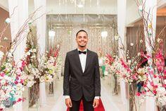 Noivo - terno - cerimônia - casamento