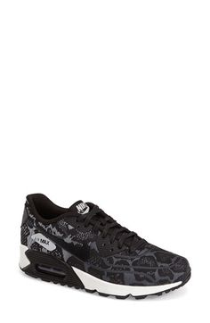 info for 290f2 705f9 Nike Nike  Air Max 90 Jacquard  Sneaker (Women) available at